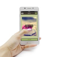 China Supplier MTK Chipset 5inch smartphone android dual core gps gift mobile phone
