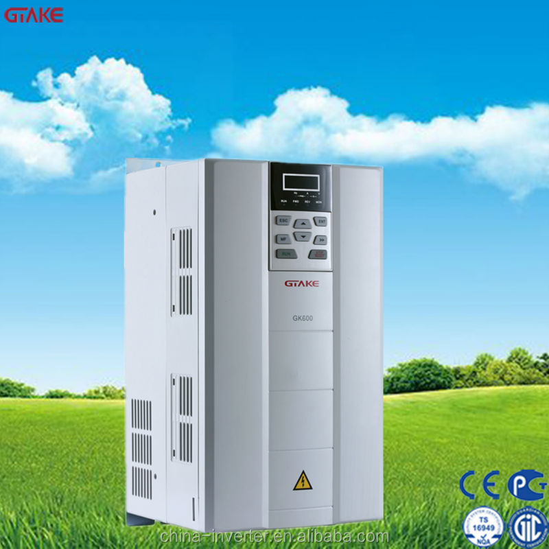 multi-functional input & output terminals SVC control frequency inverter