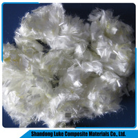 6mm 12mm Polyvinyl Alcohol PVA Fiber for cement /board/Roofing Tile