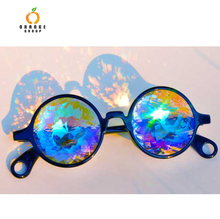 free samples kaleidoscope glass china sunglass manufacturers fancy party glasses diffraction wire goggle and glasses