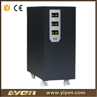 3 phase voltage stabilizer 40kva ac automatic voltage regulator electrical stabilizer