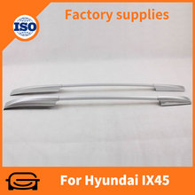 Silver color original aluminium roof rack for hyundai IX45 2012-