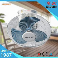 High Quality 18'' Orbit Ceiling Fan Wall Mount Oscillating Fan Low Power Consumption Ceiling Fan