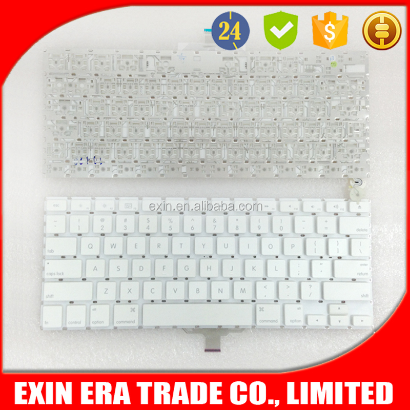For Apple MacBook A1181 White OEM Laptop Keyboard US/UK/FR/DE/SP/AR/ IT/DK Version