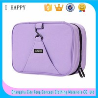 Foldable travel Makeup bag waterproof cosmetic bag hanging toiletry bag