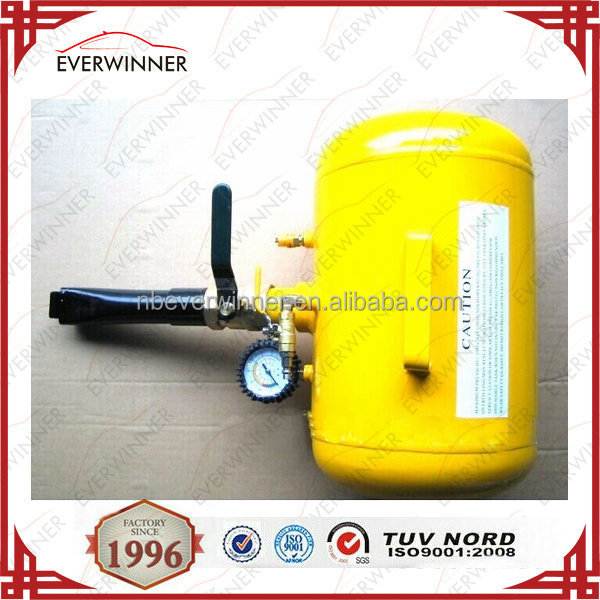 Tyre Instant-Inflation Sealer Tank