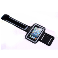Running sport neoprene armband for iphone 5, for iphone armband