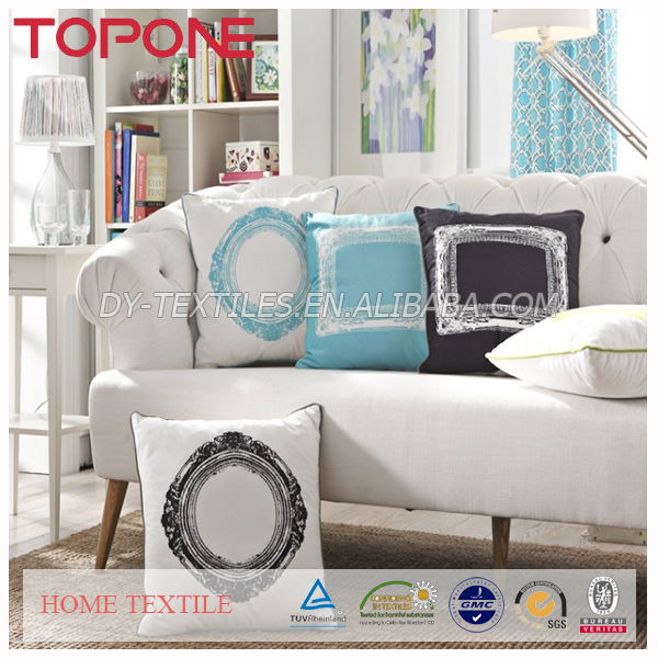 Fashion good modern design zhejiang hand embroidery designs of cushion