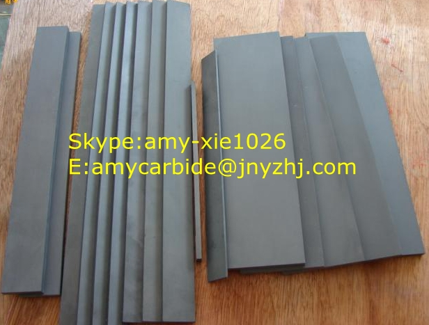 YG8 Tungsten Carbide Strip and Tips for Woodworking Tool Parts