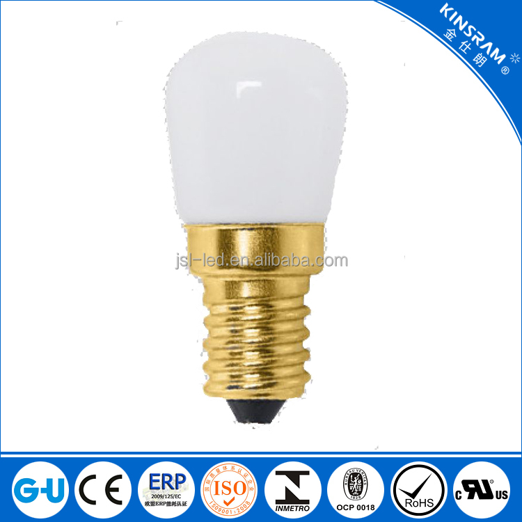 PC cover Led freezer light 10w 15w ST26 bulb
