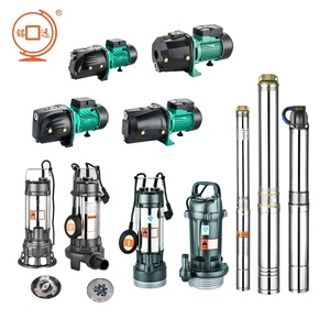 Best Powered Submersible Deep Well Water Pump