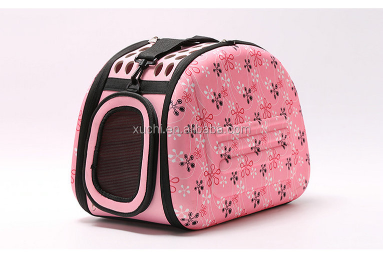 Durable Dog Carrier/Foldable Pet Carrier/Eva Cat Carrier Bag