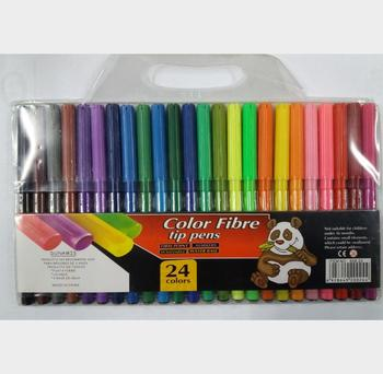 low cheap price kids drawing water ink washable color pen