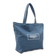 handbag manufacturers china wholesale shopping fashion jeans denim tote bag custom printing