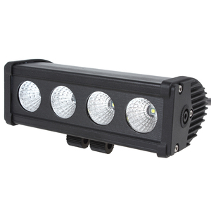 Super hot 8inch 40W truck led driving light bar for trucks atvs auto parts