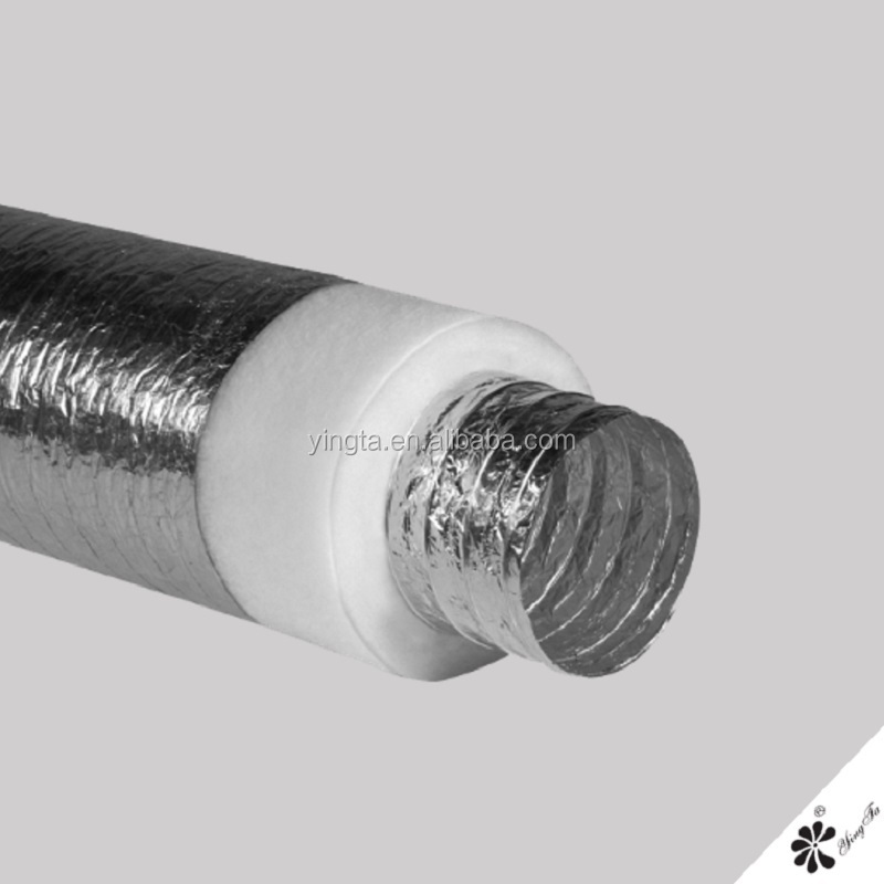 flexible insulation duct