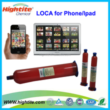 UV LOCA glue for Samsung i9300 &iphone 4/4s touch pannel