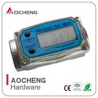 Fuel Flow Meter/Electronic fuel meter AC-TM1