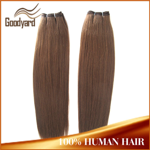 Wholesale cheap back women brazilian straight nature girl hair weave