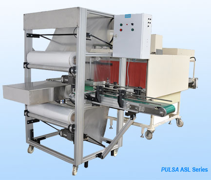 Shrink Wrapping Machine Collating