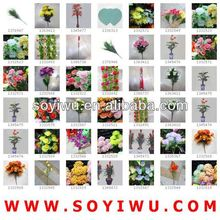 BATTERY OPERATED LIGHTED FLOWERS Wholesaler from Yiwu Market for Artificial Flower & Bines
