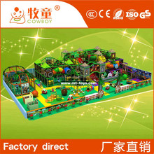 jungle THEME Kids indoor play game,soft play area,children maze indoor for KIDS