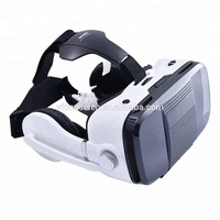 "2018 vr boss goggles 3D VR goggles Virtual Reality Headset 3D Glasses ,VR Headset box for 3.5"" - 6.0"" Smart Phones"