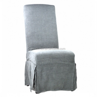 Attlee Dining Chair With Linen Slip Cover China Manufacture Products Chair Cover