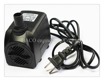 220/110 V Durable 15W, high flow 212GPH pond mini water pump/JY150