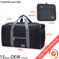 name brand latest model new foldable travel bags