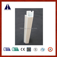 Huazhijie upvc profiles for double glazing bead