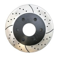 High Quality Cheap Price Auto Brake Disc for TOYOTA TUNDRA