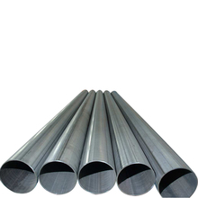 37mm round hollow section stainless erw steel pipe