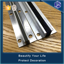 Aluminum floor transition strips aluminium floor expansion joint covers