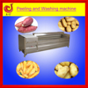 2015 alibaba machinery fruit and vegetable washer