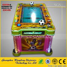 2015 Children football game machine/coin operated pk machine for sale