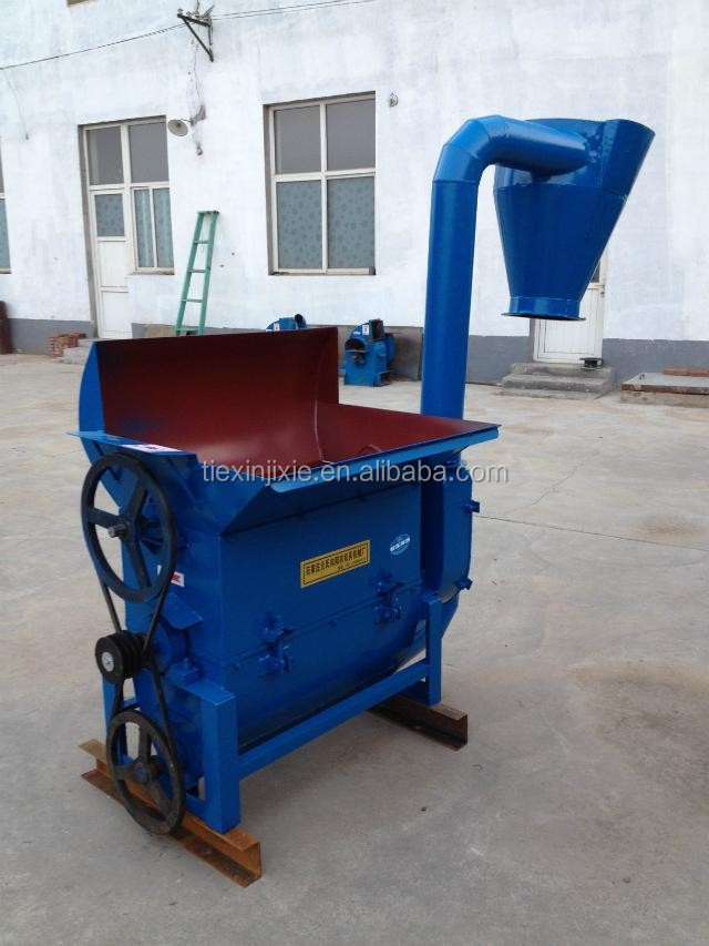 easy operate animal feed grass cutting machine grass grinder