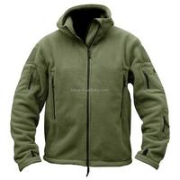 Factory OEM Service Men's Fleece Jacket