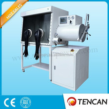Battery materials Research vacuum glove box,operation box for lithium ion battery