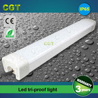 LED industrial tube waterproof light LED tri-proof light fixtures 1500mm 5FT 50w 60w 70w 80w IP65 CE Rohs