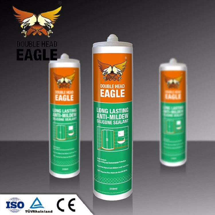 Neutral Mildew Resistance Silicone Sealant For Building
