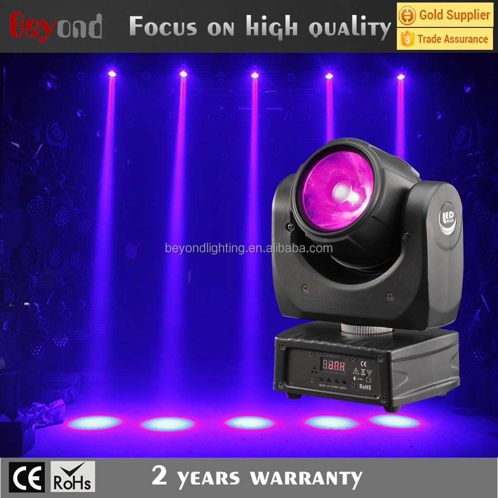 Disco bar 60w beam 4-in-1 rgbw moving head led good model