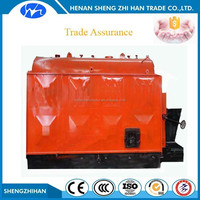 Trade Assurance chain grate coal fired steam boiler steam cleaner