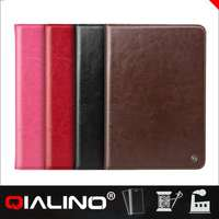 2016 best selling genuine leather tablet case,case for ipad leather case