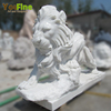 Home Garden Large Decoration Stone Lion Sculpture