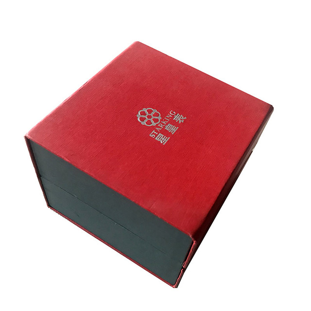 Wholesale fashion leather paper and cardboard box for wrap watch