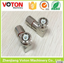 Factory price circular power TNC male to TNC female right angle 90 degree coaxial connector