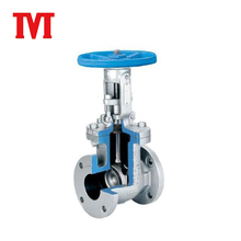 Durable in use steam manual slide cast steel gate valve