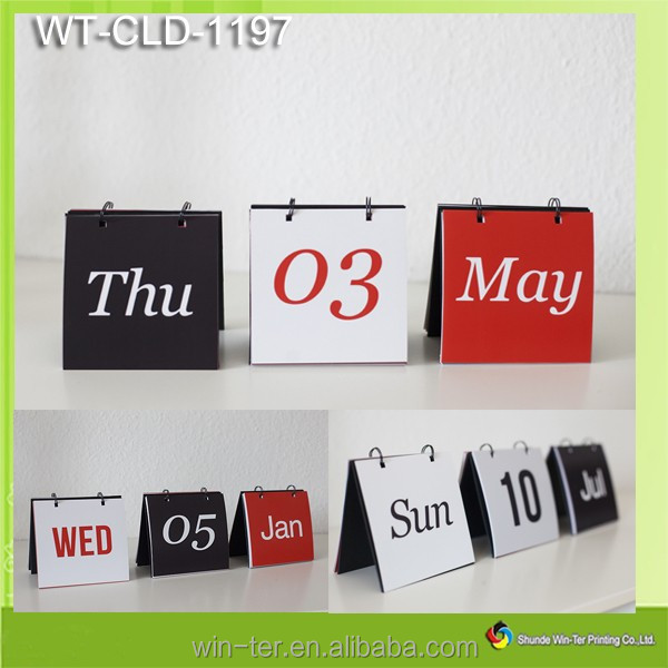 WT-CLD-1197 Unique design islamic calendar 2015