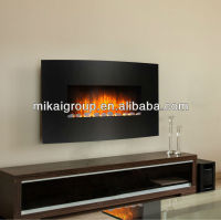 hot sale Wall Mounted low price Electric Fireplace furniture